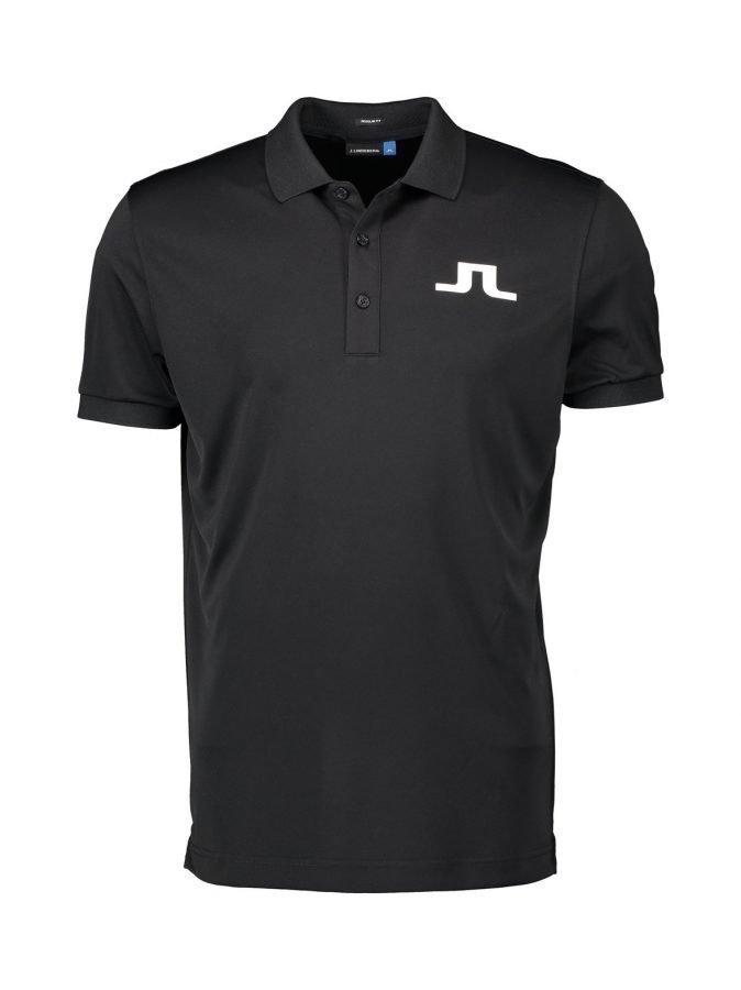 J.Lindeberg Big Bridge Reg Tx Jersey Polo Shirt Paita