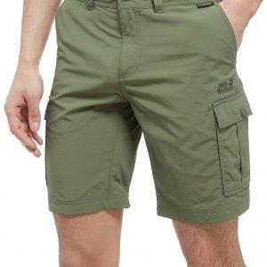 Jack Wolfskin Cargo Shorts Khaki