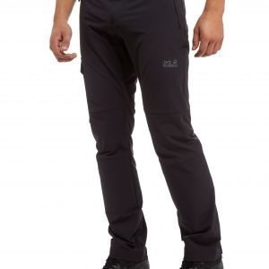 Jack Wolfskin Dynamic Cargo Pants Musta