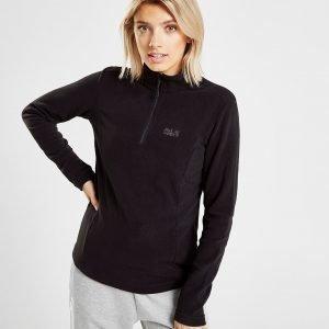Jack Wolfskin Gecko Sweatshirt Musta