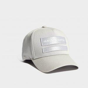 Jameson Carter Box Logo Cap Harmaa