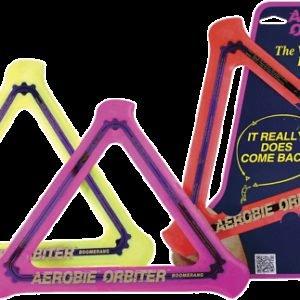 Jo Sport Aerobie Boomerang Bumerangi