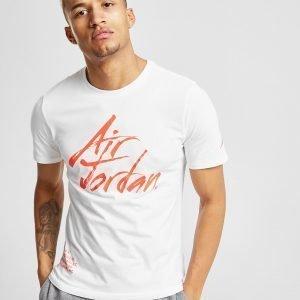 Jordan Goat T-Shirt Valkoinen