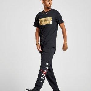 Jordan Jumpman Track Pants Musta
