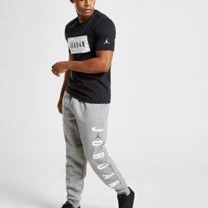 Jordan Leg Branded Track Pants Harmaa