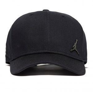 Jordan Metal Jumpman Cap Musta