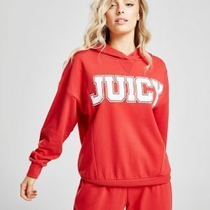 Juicy By Juicy Couture Collegiate Hoodie Punainen