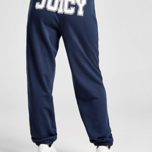 Juicy By Juicy Couture Collegiate Track Pants Laivastonsininen