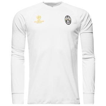 Juventus Fleece Harjoituspaita Champions League Valkoinen
