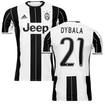 Juventus Kotipaita 2016/17 DYBALA 21 Lapset