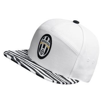 Juventus Lippis Snapback Anthem Valkoinen/Musta