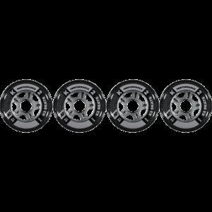 K2 Performance Wheel Rullaluistimen Rengas 84 Mm 4-Pakkaus