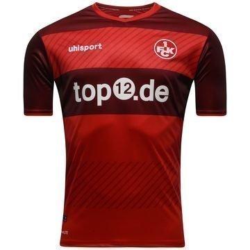 Kaiserslautern Kotipaita 2016/17