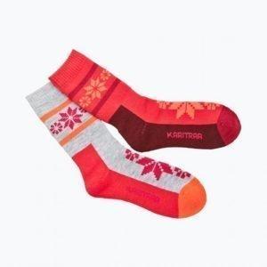 Kari Traa Rusa Wool Sock Sukat 2 Paria