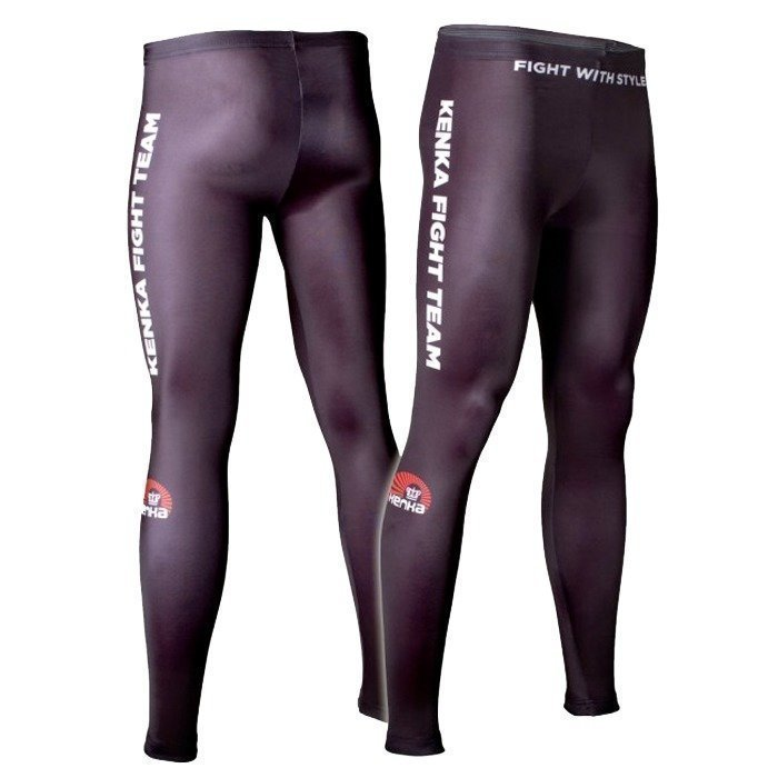 Kenka Grappling Tights black