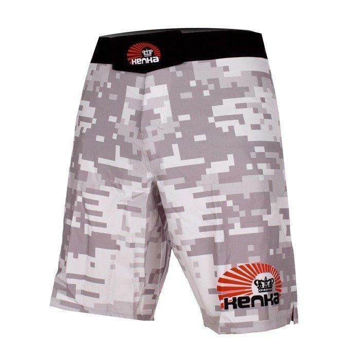 Kenka MMA Shorts camo 34