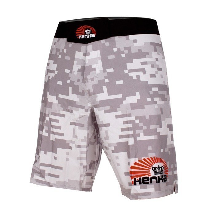 Kenka MMA Shorts camo 36