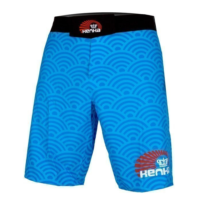 Kenka MMA Shorts wave