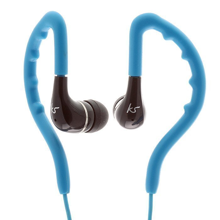 Kitsound Enduro In-ear Waterproof Blue