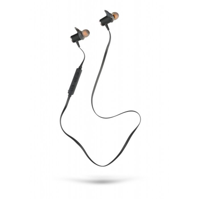 Kitsound Outrun Sport Evolution Wireless In-ear Mic Black