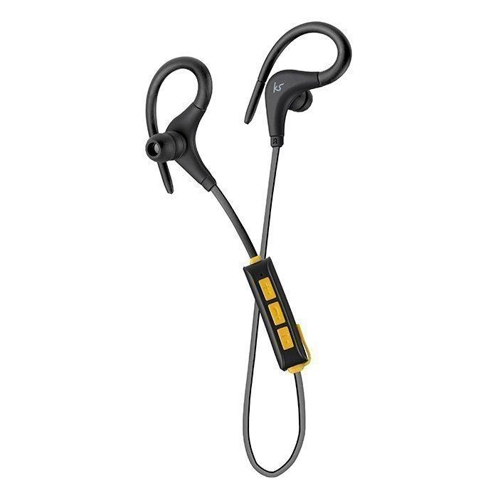 Kitsound Wireless In-ear Mic Race black