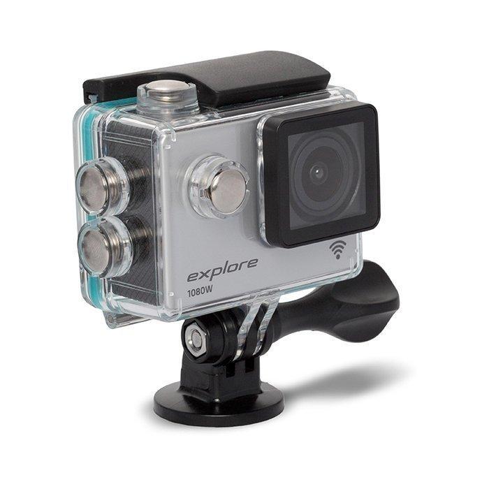 Kitvision Actioncamera Explorer FHDW WiFi Gunmetal