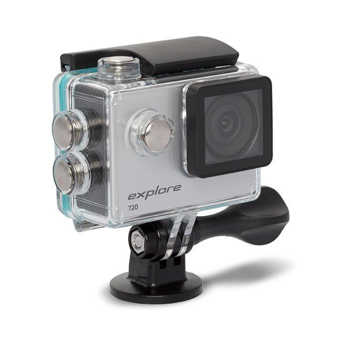 Kitvision Actioncamera Explorer HD Gunmetal