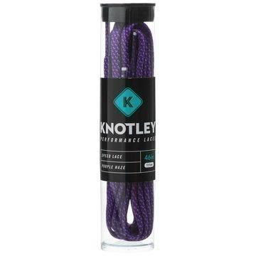 Knotley Kengännauha Speed Violetti
