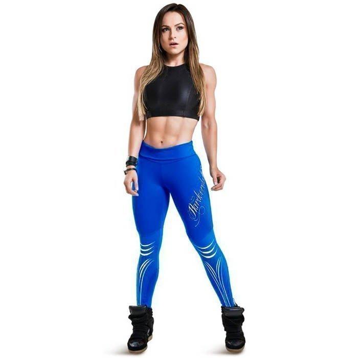 Labellla Mafia Radioactive Ultimate Legging Blue S