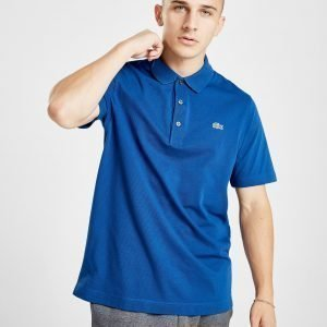 Lacoste Alligator Short Sleeve Polo Paita Marino Blue / Marino Blue