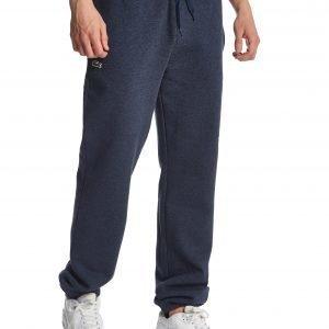 Lacoste Cuffed Fleece Track Pants Laivastonsininen