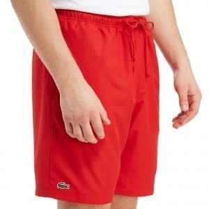 Lacoste Footing Shorts Punainen