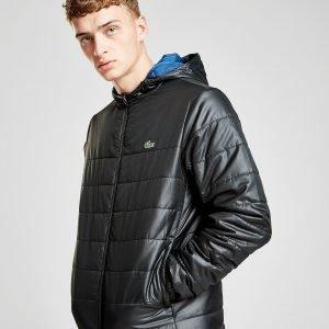 Lacoste Padded Jacket Musta