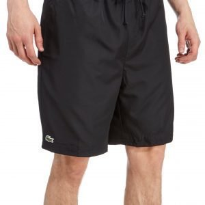 Lacoste Quartier Swim Shorts Musta