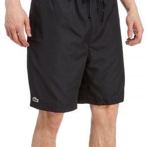Lacoste Quartier Swim Shorts Musta