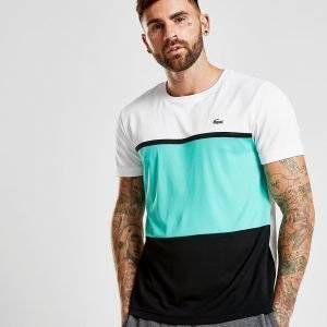 Lacoste Tri Poly T-Shirt Vihreä