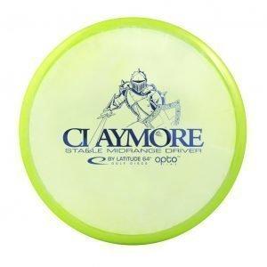 Latitude 64° Opto Claymore 160-175 G Midrange-Kiekko