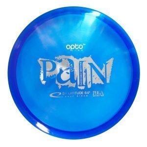 Latitude 64° Opto Pain 160-175 G Midrange-Kiekko