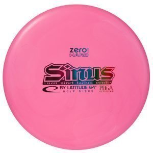 Latitude 64° Zero Hard Sinus 170-175 G Putteri
