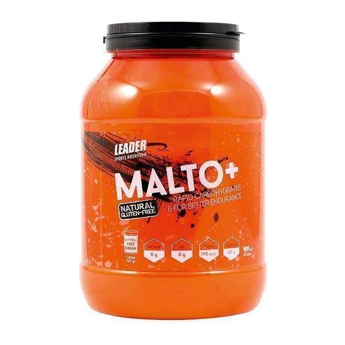 Leader Malto+ 900 g Natural