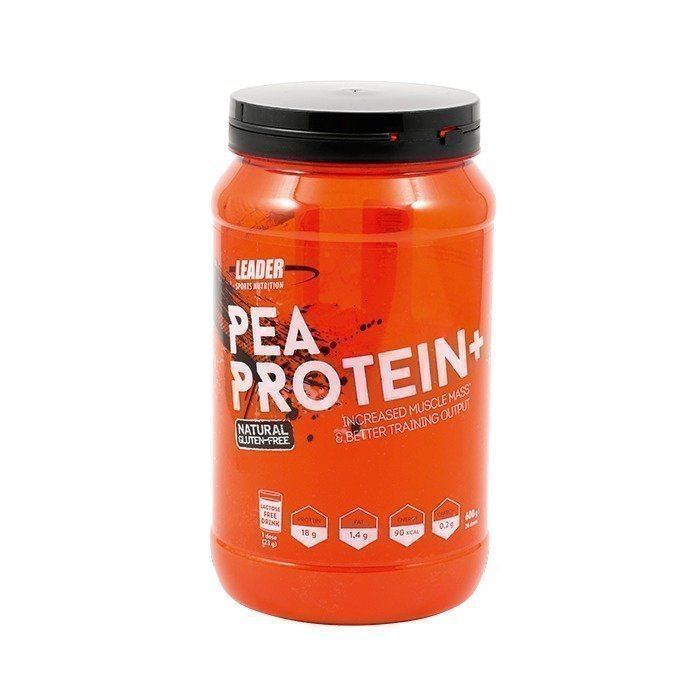 Leader Pea Protein+ 600 g Natural