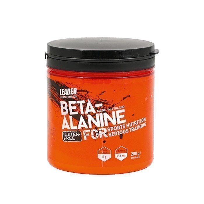 Leader SN Beta-Alanine 200 g