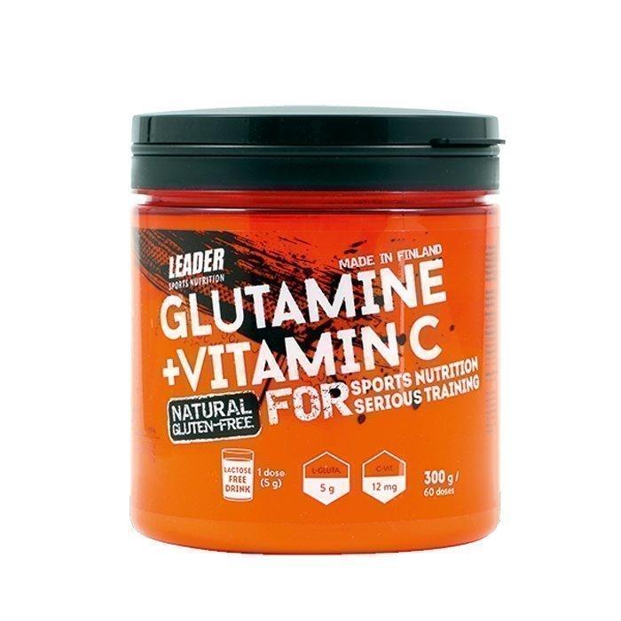Leader SN Glutamine +C 300 g
