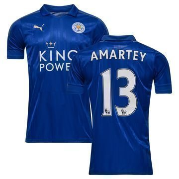Leicester City Kotipaita 2016/17 AMARTEY 13