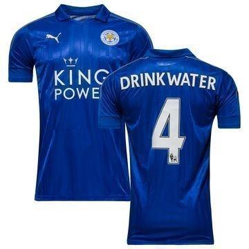 Leicester City Kotipaita 2016/17 DRINKWATER 4 Lapset