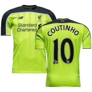 Liverpool 3. Paita 2016/17 COUTINHO 10