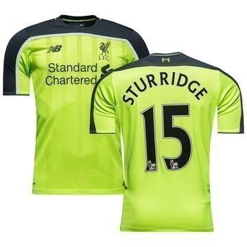 Liverpool 3. Paita 2016/17 STURRIDGE 15