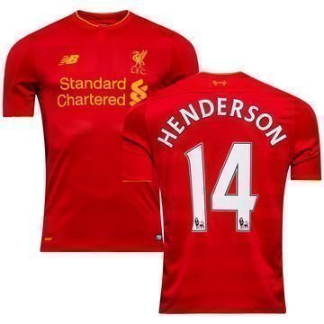Liverpool Kotipaita 2016/17 HENDERSON 14