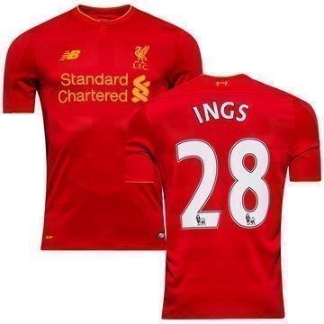 Liverpool Kotipaita 2016/17 INGS 28 Lapset