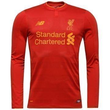 Liverpool Kotipaita 2016/17 L/S Lapset